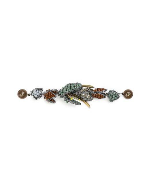Tataborello | Green Tasseled Bracelet 14 | Lyst