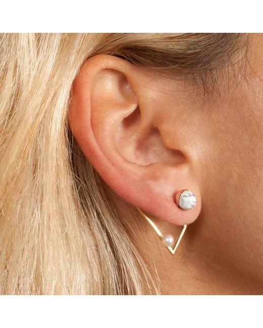 Leivan Kash - Multicolor Ochi Earring - Lyst