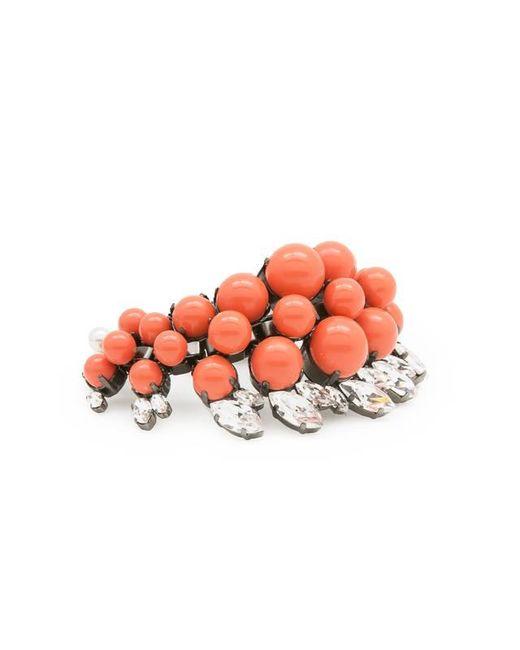 Ellen Conde | Red Colette Coral Bracelet | Lyst