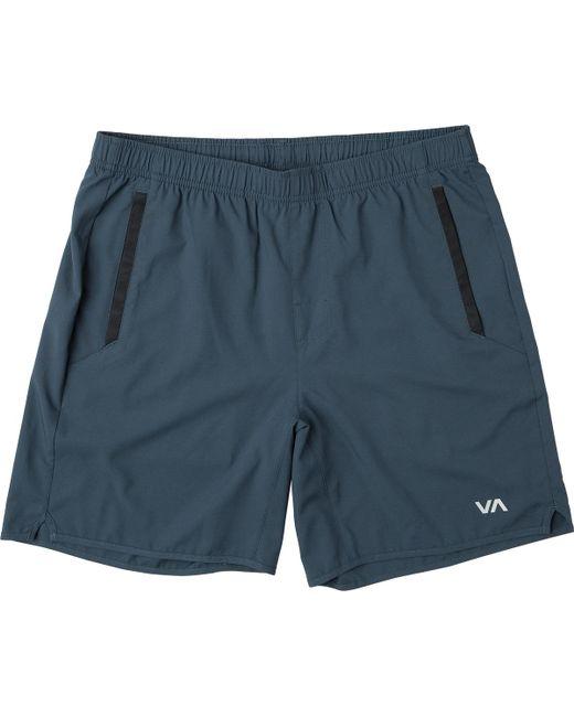 RVCA - Blue Yogger Iii Short for Men - Lyst