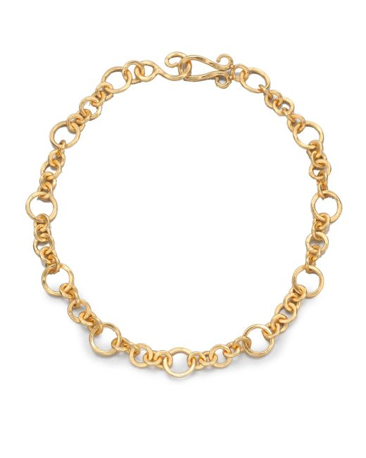 Stephanie Kantis - Metallic Coronation Small Chain Necklace/18 - Lyst