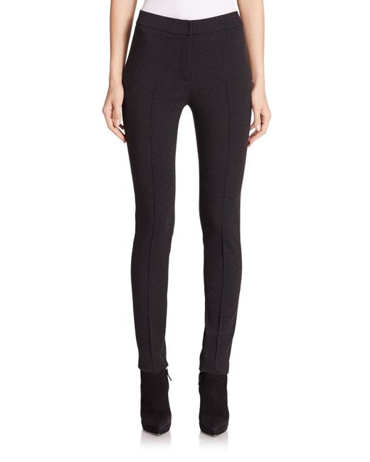 Akris Punto | Black Elements Mara Jersey Leggings | Lyst