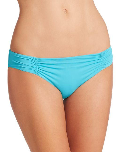 L*Space | Blue Monique Full Bikini Bottom | Lyst