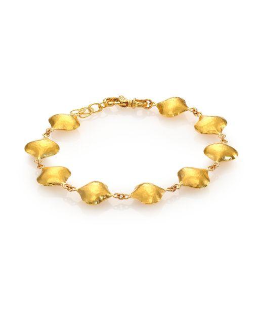 Gurhan | Metallic Clove 24k Yellow Gold Cielo All-around Bracelet | Lyst