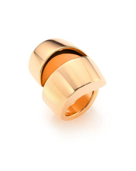 Vhernier | Pink Kiss 18k Rose Gold Ring | Lyst