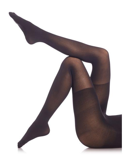 Spanx | Black High-waist Luxe Leg Tights | Lyst