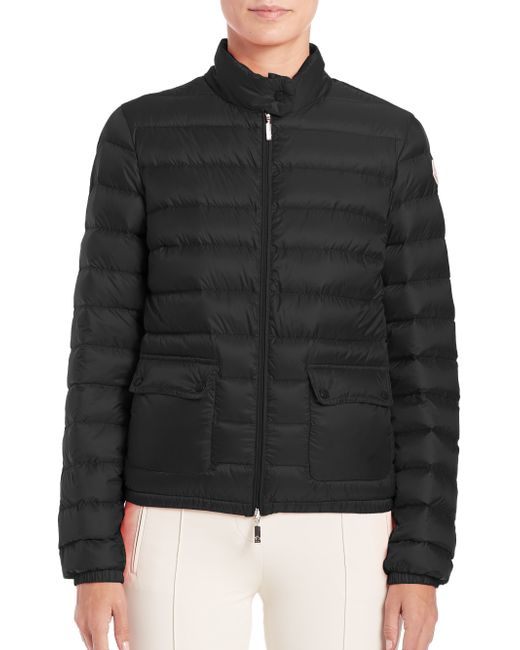 Moncler | Blue Lans Polyamide Jacket | Lyst