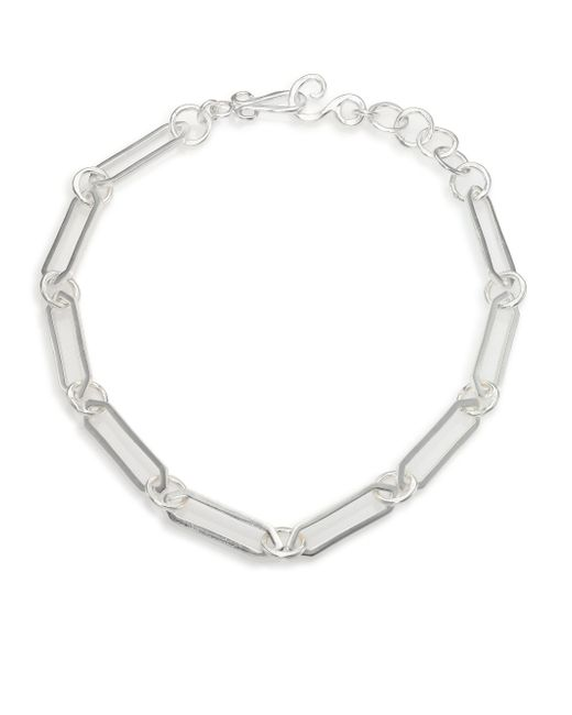 Stephanie Kantis   Metallic Courtly Link Necklace   Lyst