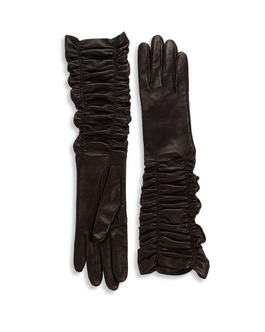 Alex d leather gloves compilation 8