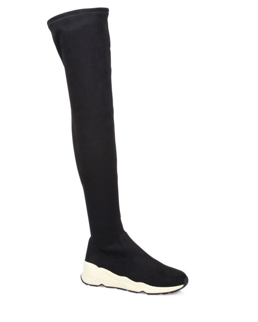 Ash | Black Miracle Over-the-knee Boots | Lyst