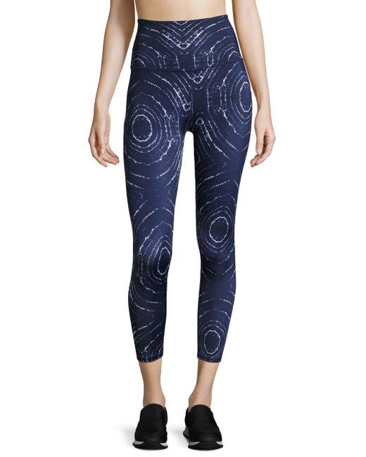 Beyond Yoga | Blue High-waist Leggings | Lyst