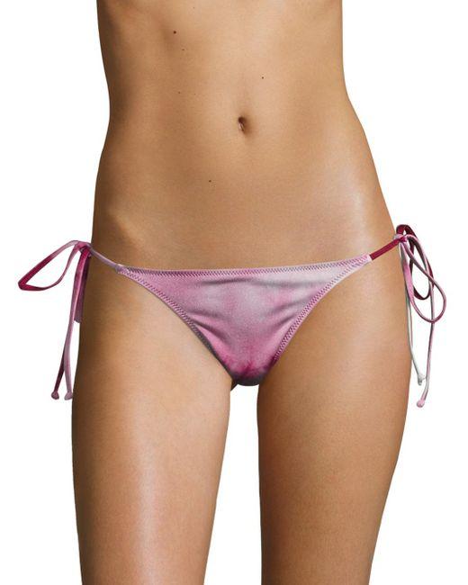 Made By Dawn   Multicolor Dancer Bikini Bottom   Lyst