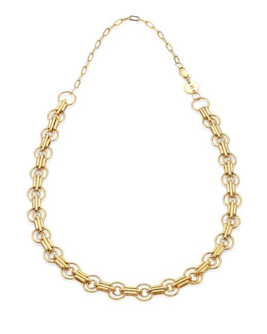 Jennifer Zeuner | Metallic Orbit Chain Choker | Lyst