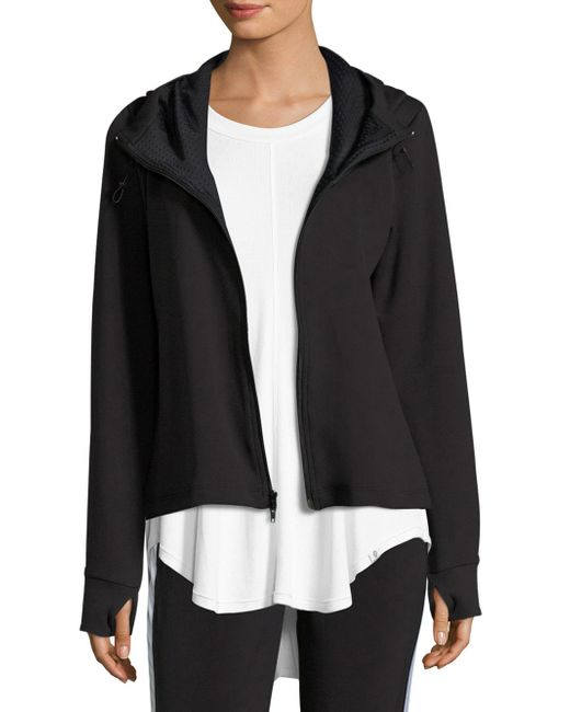 Vimmia   Black Fly Away Hooded Jacket   Lyst