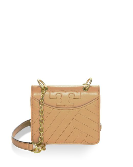 Tory Burch | Multicolor Alexa Mini Leather Shoulder Bag | Lyst