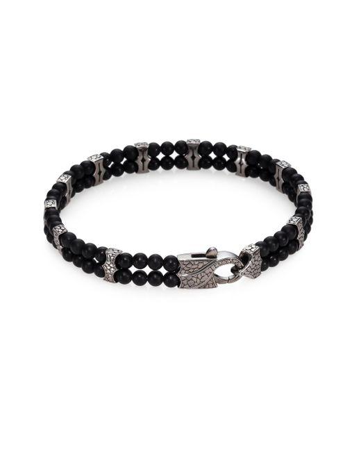 Stephen Webster | Metallic Beaded Link Bracelet for Men | Lyst