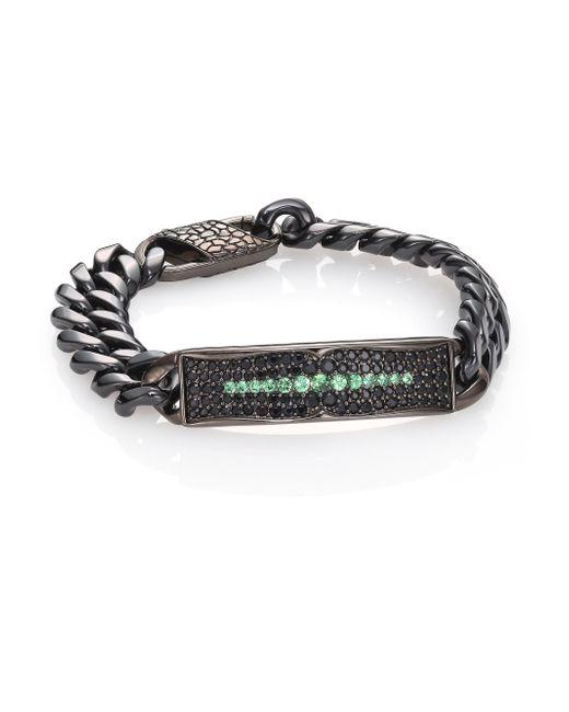 Stephen Webster | Metallic Ceramic Link Bracelet | Lyst