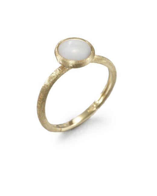 Marco Bicego | Metallic Jaipur Resort Mother-of-pearl & 18k Yellow Gold Ring | Lyst