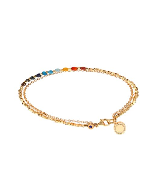 Astley Clarke | Metallic Biography Semi-precious Multi-stone & White Sapphire Cosmos Beaded Friendship Bracelet | Lyst