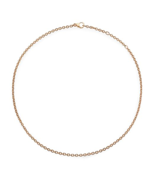 Pomellato | Pink Sabbia 18k Rose Gold Necklace Chain/16.5 | Lyst