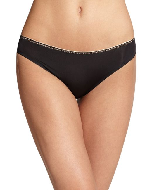 Chantelle | Black Invisible Seamless Brief | Lyst