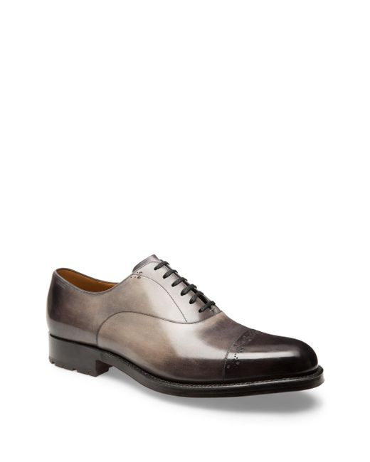 Bally Luthar Leather Dress Shoes Z7wHz8Aqya