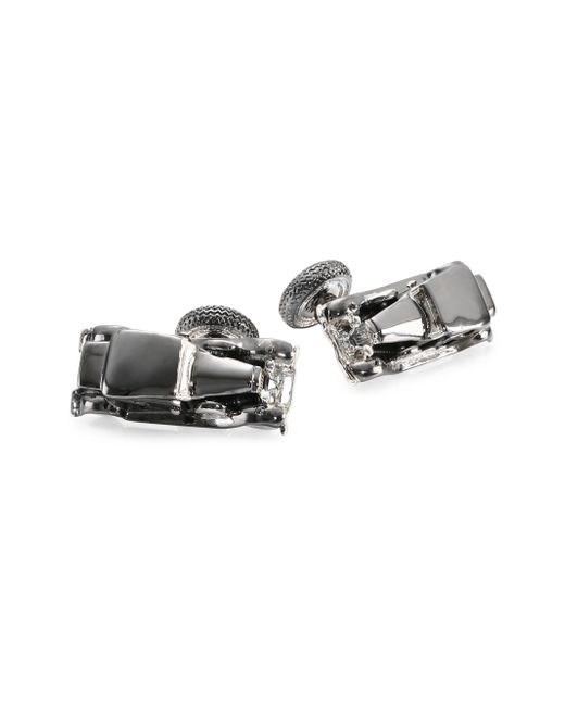 Tateossian | Metallic Vintage Car Cuff Links for Men | Lyst