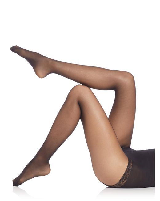 Falke - Black Shaping Top 20 Pantyhose - Lyst