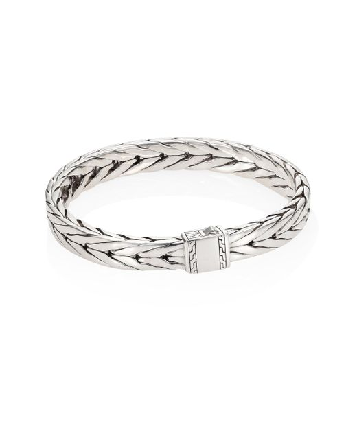 John Hardy | Multicolor Classic Chain Collection Sterling Silver Bracelet | Lyst