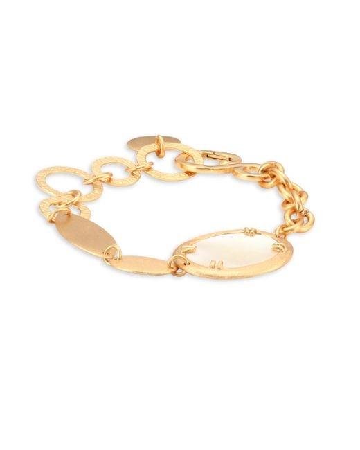 Stephanie Kantis | Metallic Oval Link Bracelet | Lyst