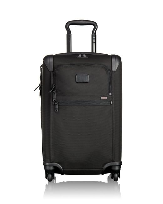 Tumi - Black Alpha 2 International Expandable 4-wheeled Carry-on for Men - Lyst