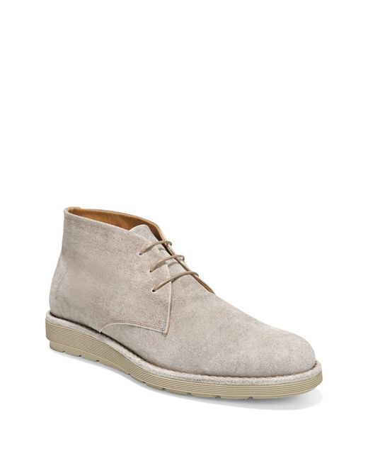 Vince Walden Suede Chukka Boots