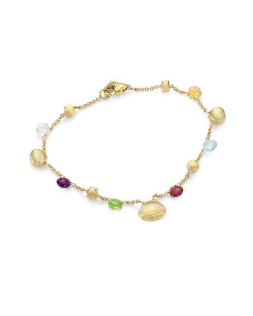 Marco Bicego - Metallic Paradise Semi-precious Multi-stone Bracelet - Lyst