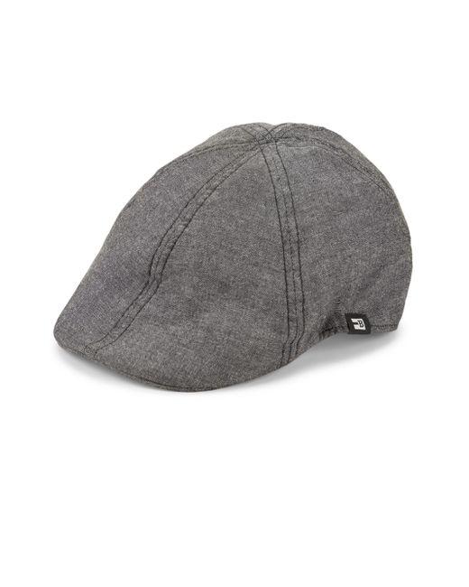 Block Headwear - Black Core 6 Panel Hat for Men - Lyst