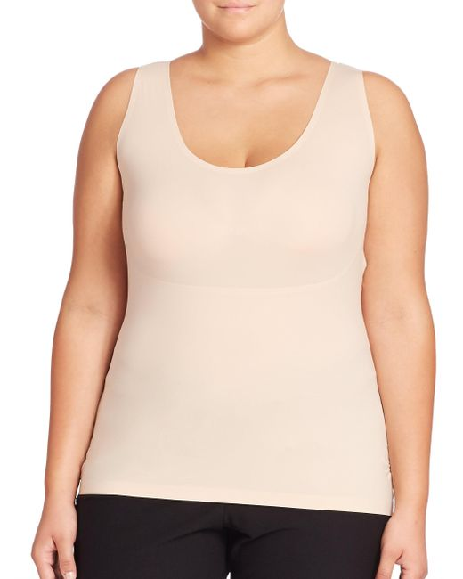 Spanx | Natural Thinstincts Tank Top | Lyst