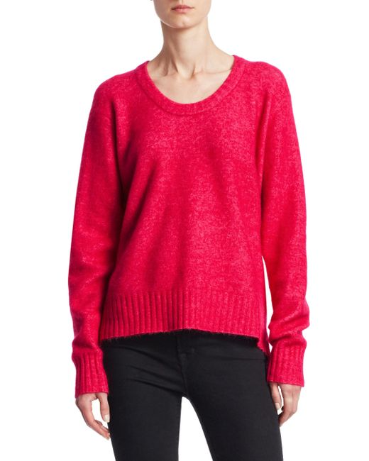 3.1 Phillip Lim - Multicolor Exclusive Wool-blend Sweater - Lyst