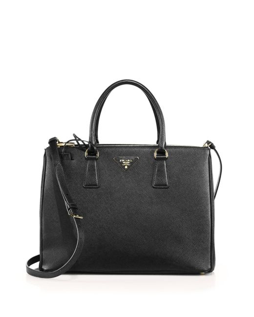 Prada - Purple Medium Galleria Tote - Lyst