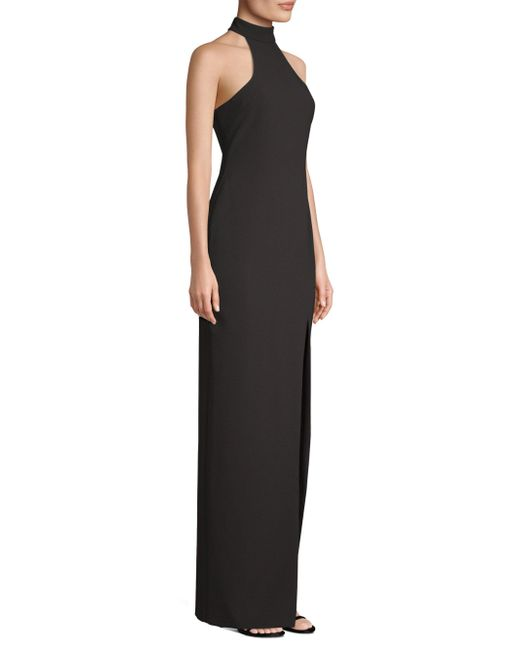 Likely - Black Jennings Halterneck Gown - Lyst