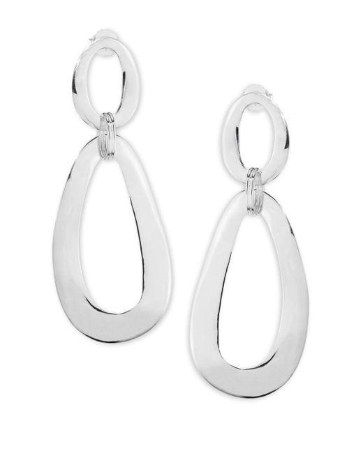 Ippolita - Metallic 925 Cherish Extra-large Sterling Silver Snowman Earrings - Lyst