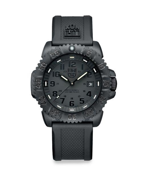 Luminox - Black 44mm for Men - Lyst
