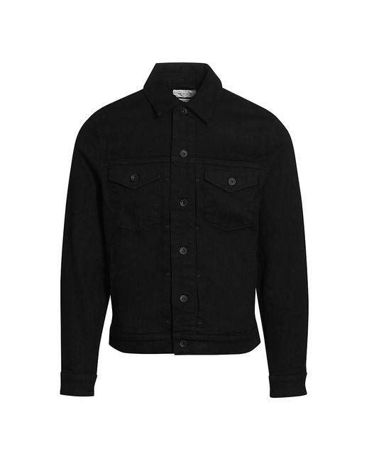 Rag & Bone Black Definitive Jean Jacket for men