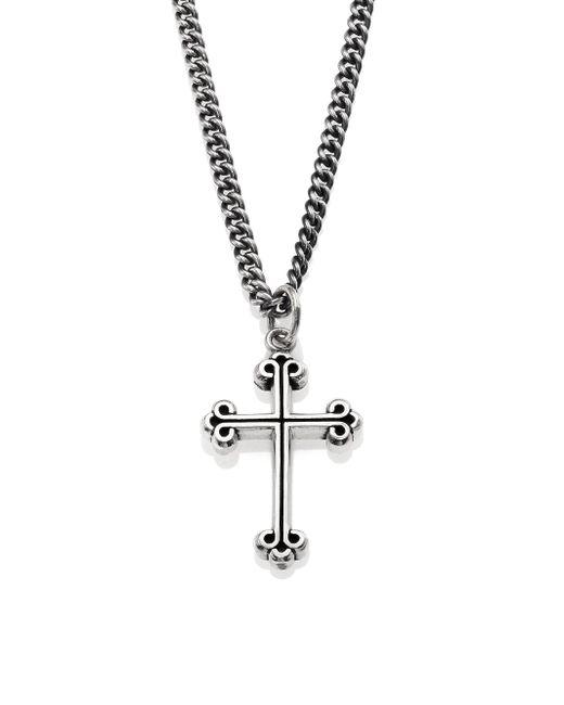 King Baby Studio | Metallic Baby Traditional Cross Pendant for Men | Lyst