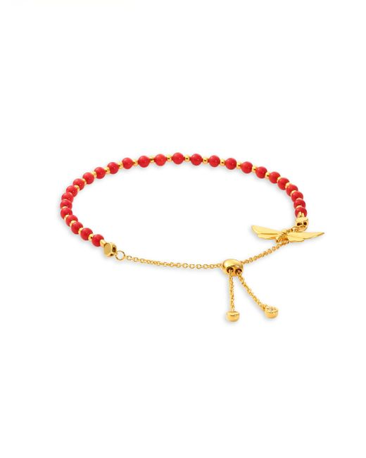 Astley Clarke | Red Biography Sea Bamboo Moth Kula Bracelet | Lyst