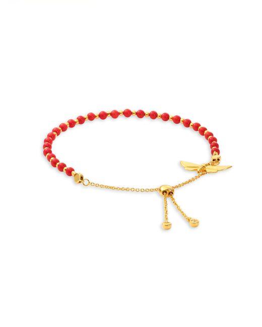 Astley Clarke - Red Biography Sea Bamboo Moth Kula Bracelet - Lyst
