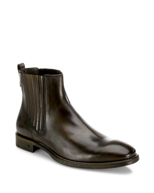 John Varvatos | Multicolor Fleetwood Paneled Chelsea Boots for Men | Lyst