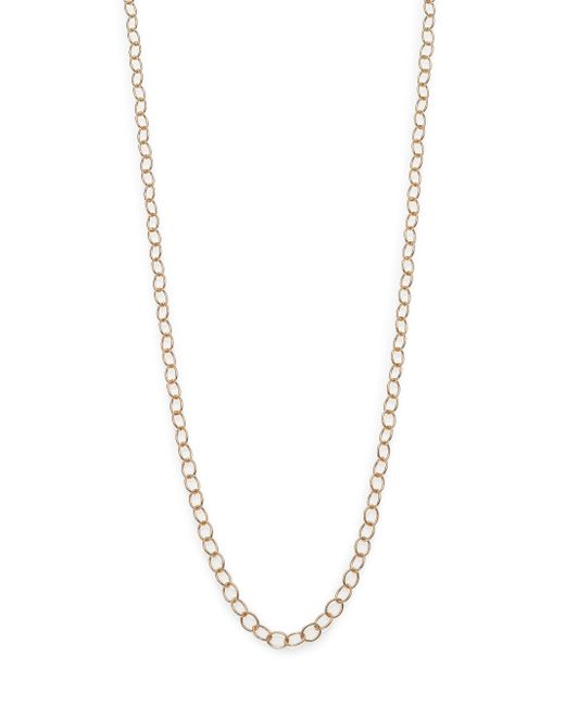 Phillips House - Metallic Affair 14K Yellow Gold Signature Oval Link Chain/22 - Lyst