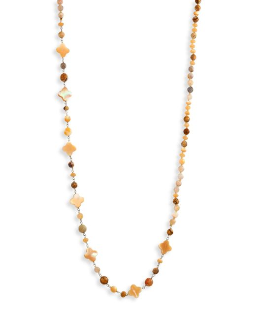 Chan Luu - Natural Mix-beaded Strand Necklace - Lyst