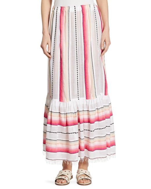 Lemlem | Multicolor Adia Convertible Skirt | Lyst