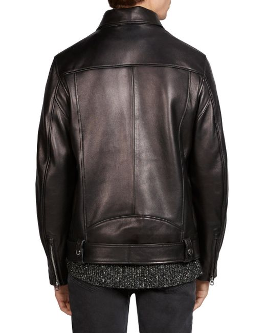 how to clean polyeste leather jacket