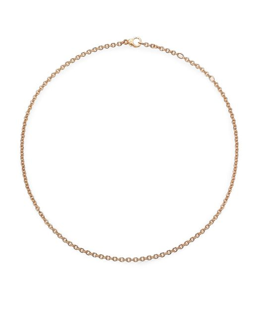 Pomellato - Pink Sabbia 18k Rose Gold Necklace Chain/16.5 - Lyst